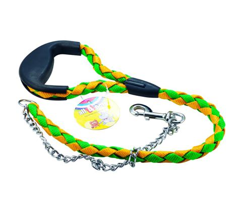chain leash rope leash with chain dogspot pet supply store