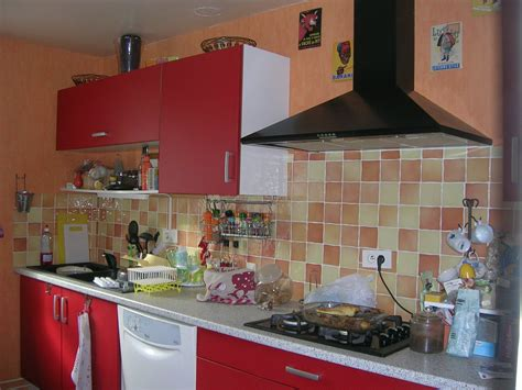 rouleau adhesif cuisine cuisine avant photo 4 5 j ai transform 233 les meubles de