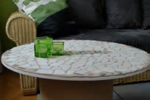 Decorating Dining Room Table For Christmas - diy cable spool table cool coffee table for your living room