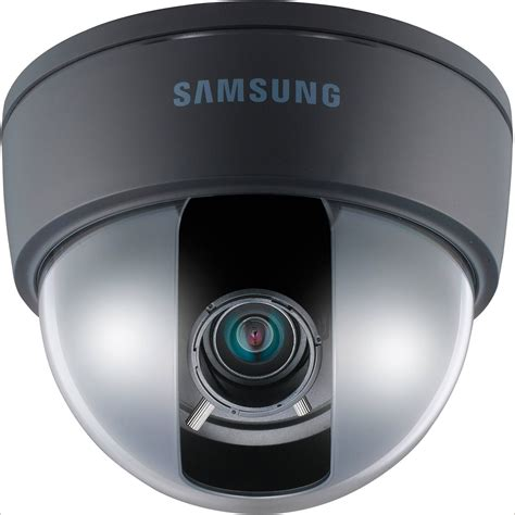 Cctv Samsung samsung 1 3 quot indoor outdoor dome with 2 5 scd 2060eb