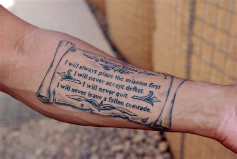 forearm quote tattoos 41 quotes tattoos