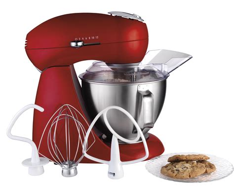 Commercial Electrics All Metal Stand Mixer Machine Kitchen