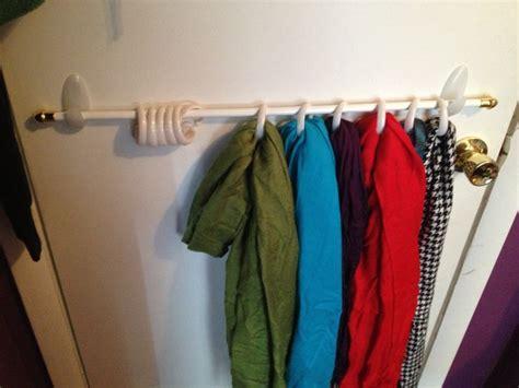 3m curtain rod no nail hole scarf storage 3m hooks dollar store curtain