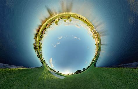 imagenes sorprendentes sobrenaturales surreal 360 degree panoramas created by stitching hundreds