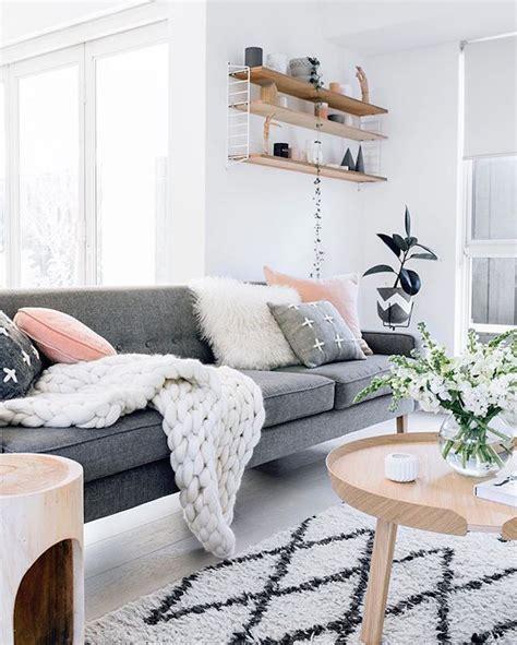 colorful country home decorating ideas in scandinavian style 1001 id 233 es salon nordique minimalisme et chaleur
