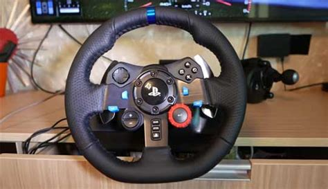 Logitech G29 Gaming Driving Wheel logitech g29 driving wheel for ps3 and ps4 priced at 399 99