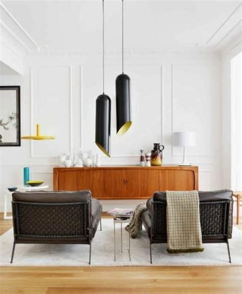 Modernes Wohnzimmer Aus Dem Jahrhundert by Wohnzimmergestaltung Ideen Im Retro Stil