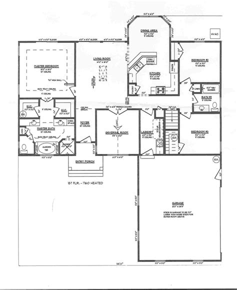 hangar homes floor plans
