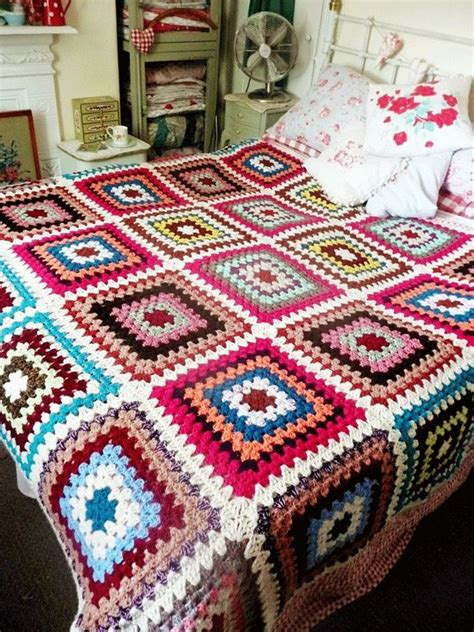 free pattern granny square afghan 17 best images about granny square chic love on pinterest