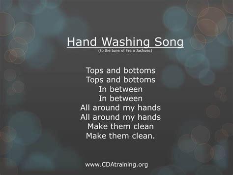pattern hands lyrics hand washing song preschool projects pinterest songs