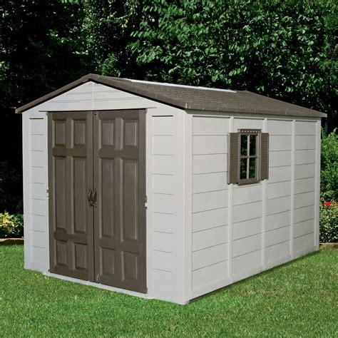 suncast    ft storage shed storage sheds  hayneedle