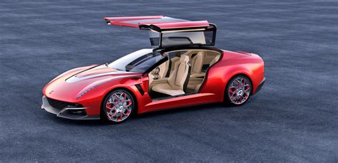 sports car italdesign giugiaro brivido sports cars photo 29584965