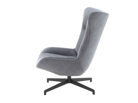 swivel armchairs upholstered swivel upholstered armchair amy by roset italia design