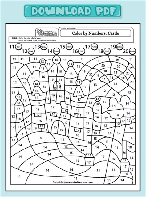 coloring pages numbers 11 20 free coloring pages of number 11 20
