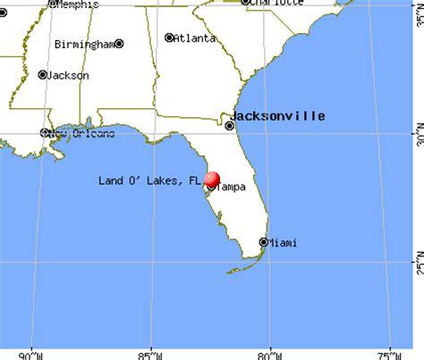 land of lakes florida map land o lakes florida fl 33559 34638 profile