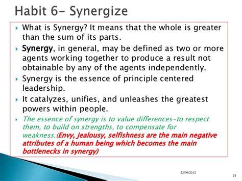 The 7 Habits Of Highly The 7 Habits Of Highly Effective Slideshare 31 10 2010