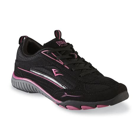 everlast athletic shoes everlast 174 sport s layla pink black athletic shoe