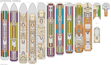 cruise ship floor plan carnival destiny deck plans diagrams pictures video
