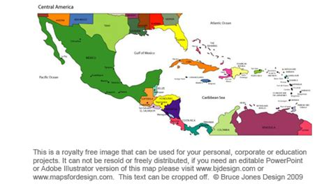 printable maps central america free coloring pages of central america map
