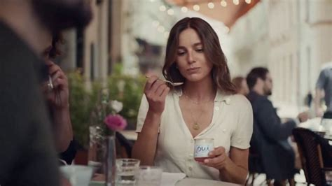 yoplait commercial actress french yoplait oui tv commercial melanie ispot tv