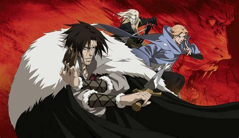 basketball anime on netflix castlevania season 2 release date confirmed for netflix
