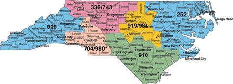 Area Code 803 Lookup Area Codes 704 And 980