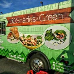 50 shades of green 27 foto s 19 reviews food trucks