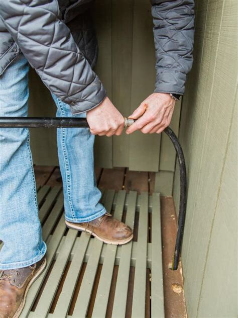 installing an outdoor shower how to install an outdoor shower how tos diy