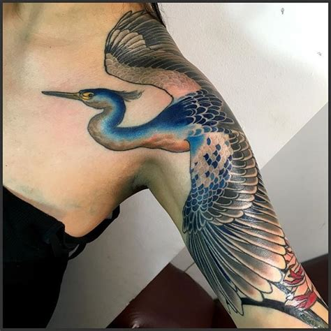heron tattoo designs 20 best ideas about heron on buy