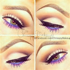 colored eyeliner 17 great colored eyeliner looks for 2014 pretty designs