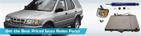 buy car manuals 2004 isuzu rodeo spare parts catalogs isuzu rodeo parts partsgeek com
