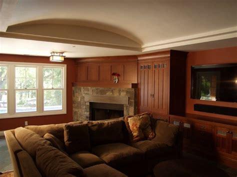 craftsman home craftsman family room columbus by craftsman style home craftsman family room san