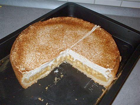 schmand apfel kuchen variation apfelkuchen mit schmand sahne und zi
