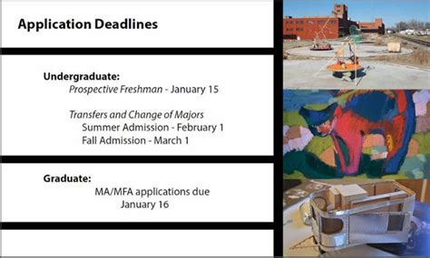 Of Arkansas Mba Application Deadline by Sadah Application Deadlines