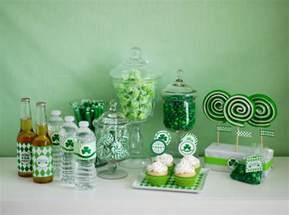 St Patrick S Day Decorations Fabulous Ways Home D 233 Cor Celebrates St Patrick S Day