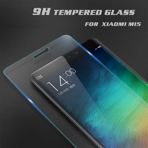 Tempered Glass Xiaomi Mi 4i Screen Protector Anti Gores Kaca tempered glass screen protector for xiaomi mi5 9h 2 5d 0 33mm anti scratch clear self adhesive