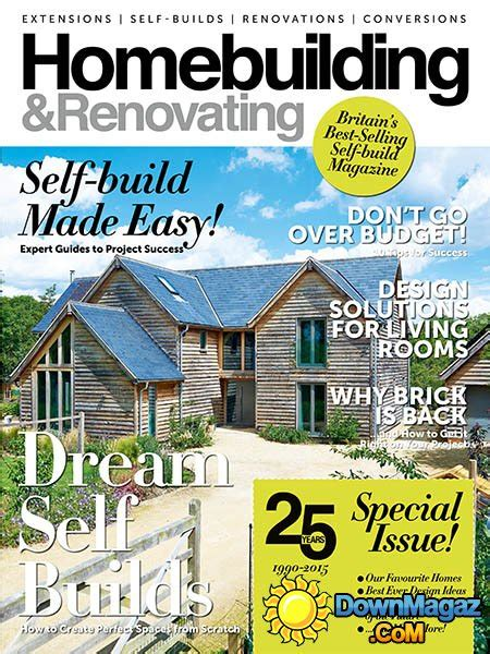 homebuilding magazine homebuilding renovating uk november 2015 187 pdf magazines magazines commumity