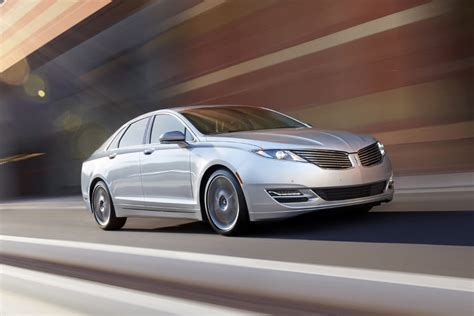 2014 lincoln mkz hybrid overview cars
