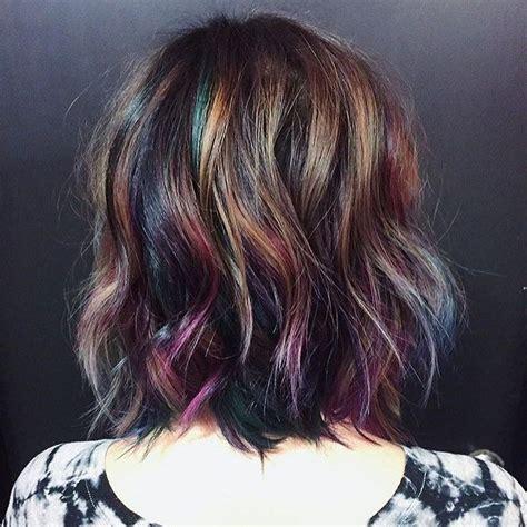unique hair color 25 best ideas about unique hair color on
