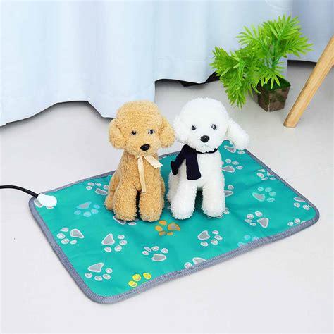 waterproof plush warmer carpet pet heating pad indoor