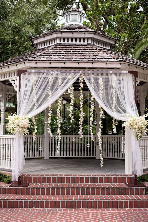 gazebo decorations best 20 gazebo wedding decorations ideas on
