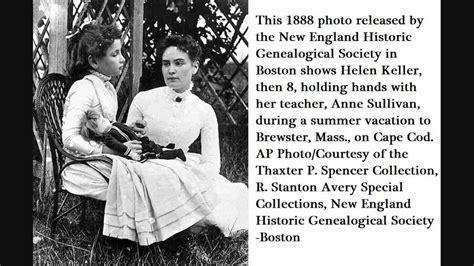 Helen Adams Keller Anne Sullivan Youtube Helen Keller Coloring Page For