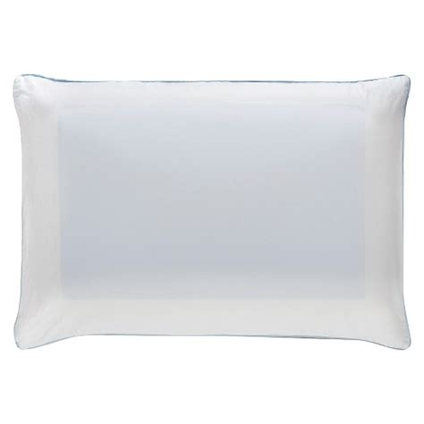 Tempur White Cloud Pillow by Tempur Pedic 174 Cloud Dual Cooling Bed Pillow White Target