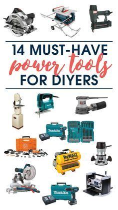 woodworking must tools 25 best ideas about power tools on tool