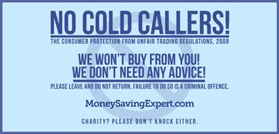 How To Get A Printout Of Your Criminal Record Stop Cold Callers Free No Cold Callers Sign Stop