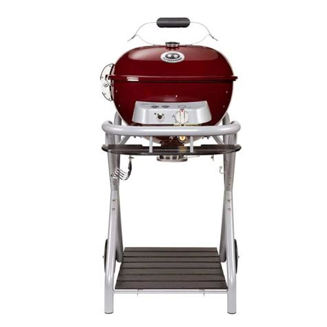 backyard chef outdoor chef gas kettle barbecue classic line ambri 480 g ruby