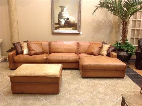 sectional with chaise and ottoman leather sectional with chaise and ottoman beautiful small