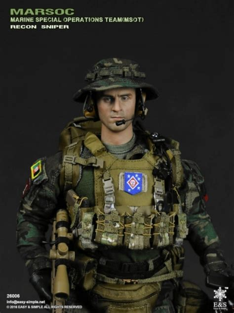 Easy And Simple Marsoc 予約1 6 easy simple 26006 marsoc msot recon sniper on osw スナイパー 1 6フィギュアの通販 予約なら トイザキュート since 2008