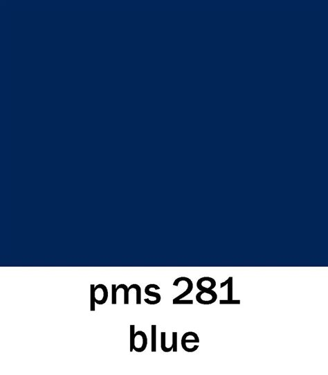 pantone color blue 281 blue pantone color code google search colour
