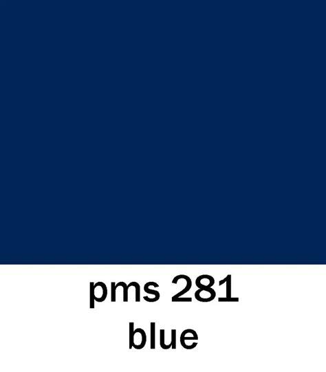 u of a colors 281 blue pantone color code search colour